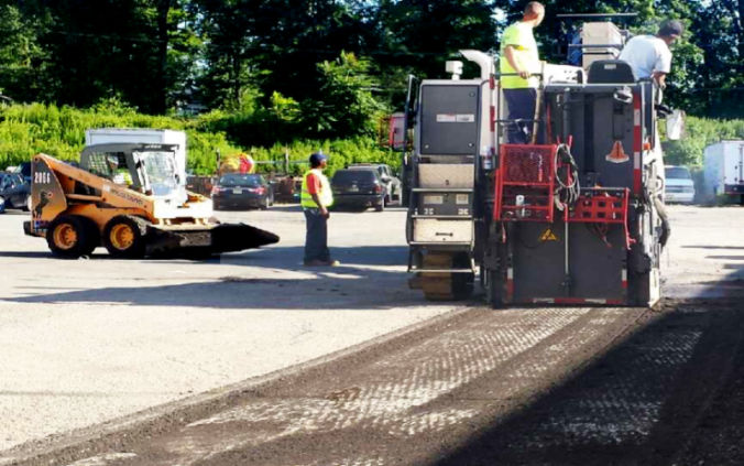 Warren County Commercial Paving NJ
