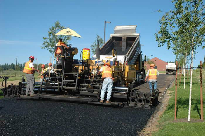 Full Asphalt Paving Services
