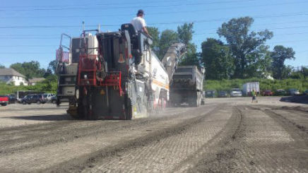 Commercial Paving Northern NJ