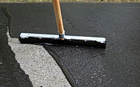 Warren County Sealcoat and asphalt maintenance